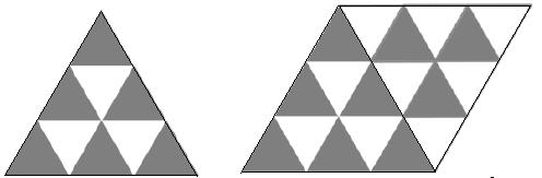 三个角相等的三角形,一定是等边三角形.判断题对还错