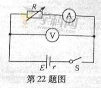 还需要电流表 c.还需要学生电源        d.不在需要任何器材